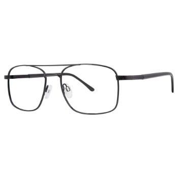 Modern Optical Chisel Eyeglasses
